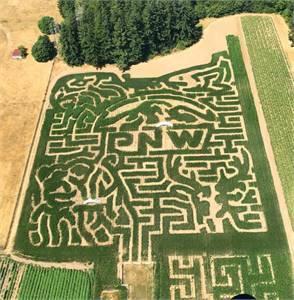 Rutledge Corn Maze Sep18 to Oct 31
