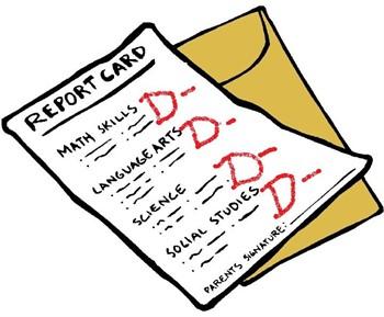 REVENGE: Thurston Elementary School Attacks Parents through Kid's Report Cards