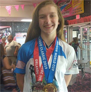 Local teen youngest to make Team USA headed to Barcelona