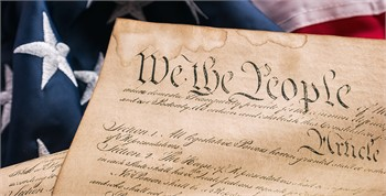 What is in the 1st Amendment of the Constitution?