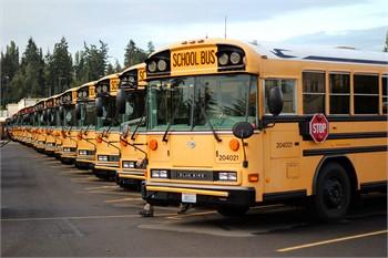 Fall Bus Information - North Thurston Schools