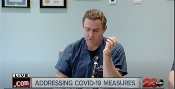 ER Physician Drops Multiple COVID-19 Bombshells