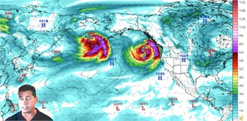 HUGE Storm is Coming! EXTREME Winds, FLOODING & Heavy SNOW!